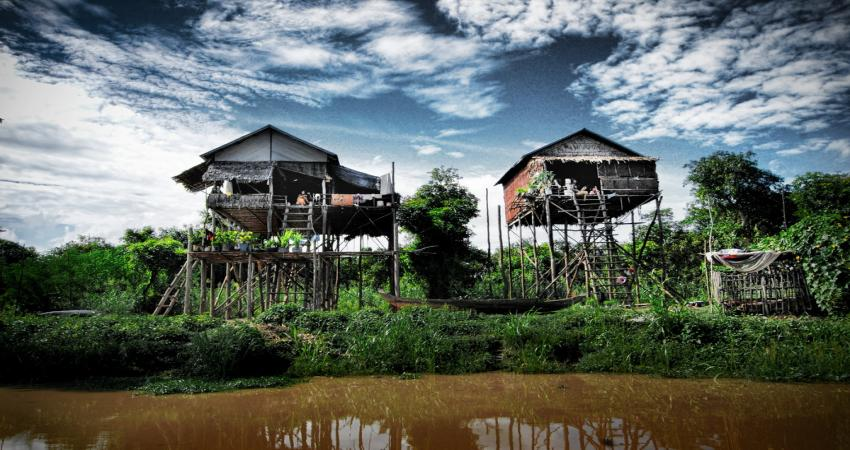Kampong Phluk - Tonle Sap Lake Tour