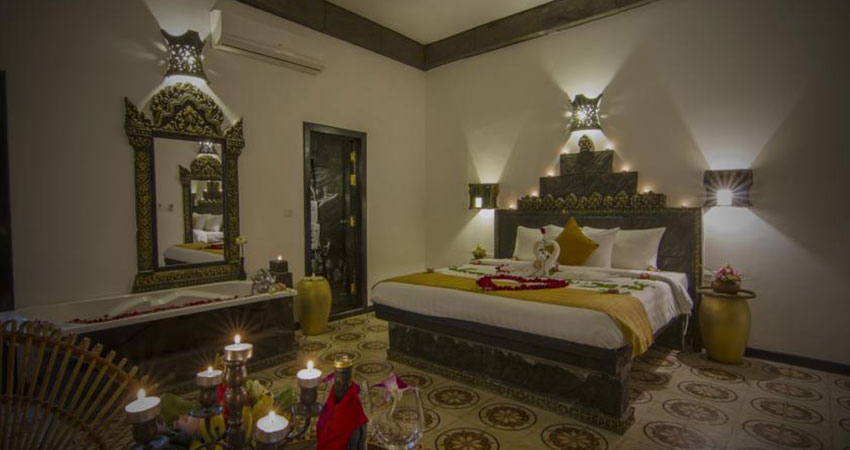 Petit Temple Suite & Spa
