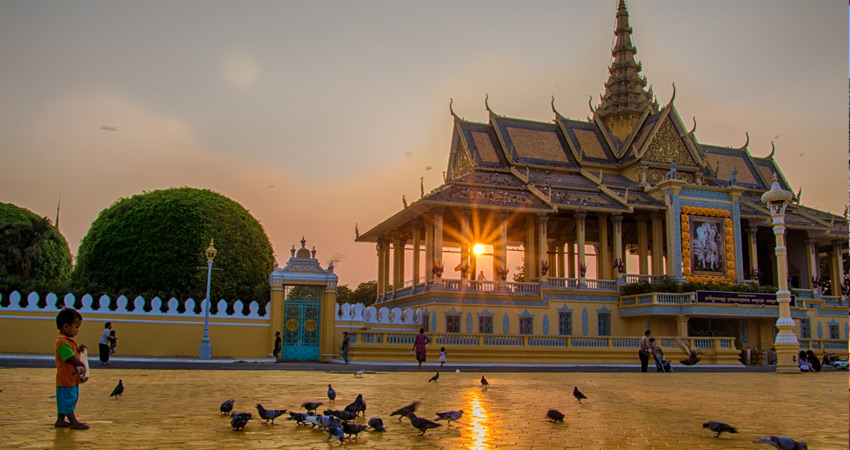 Phnom Penh Day Tour