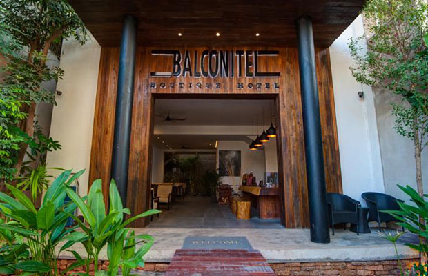 Balconitel Boutique Hotel