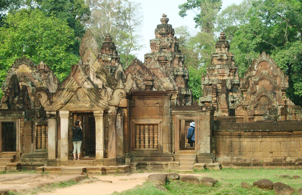 Banteay Srei Excursion 1 Day