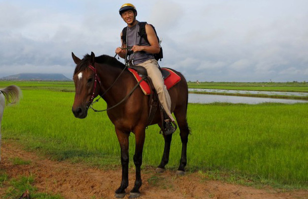 Angkor Horse Riding