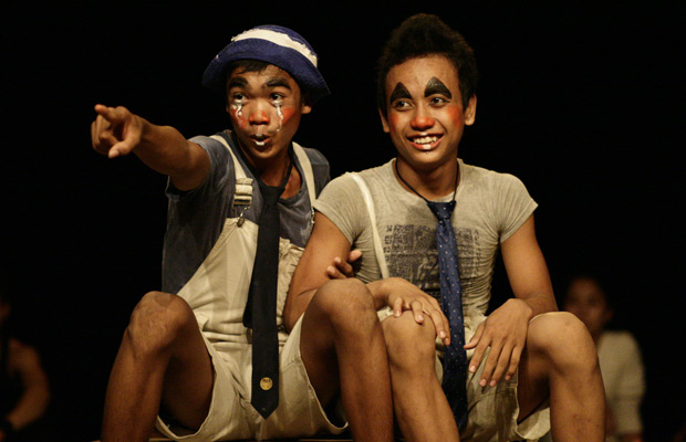 The Cambodian Circus Show