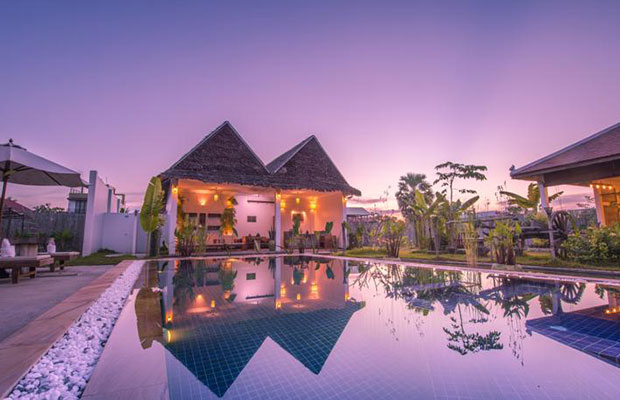 The Clay D'Angkor Boutique Villa